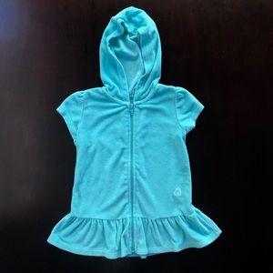 Swim coverup for toddler girl 3T